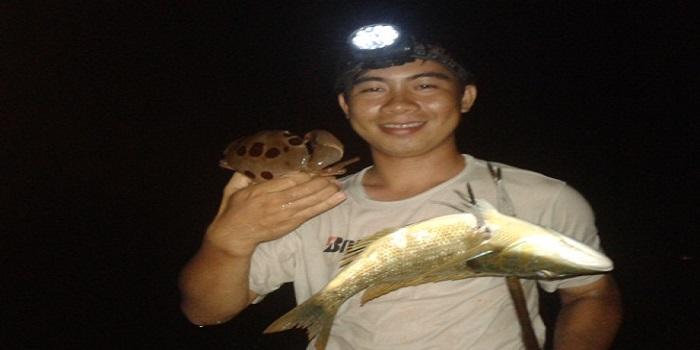 Soi cá ở Côn Đảo