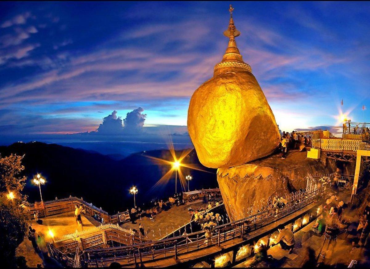 Myanmar - Hành hương miền đất Phật