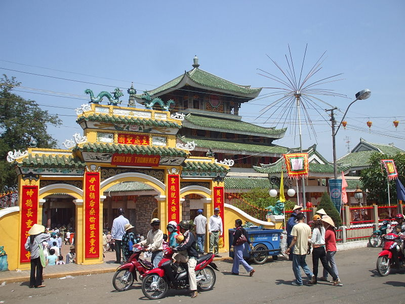 Du lịch miền tây: Châu Đốc - Long Xuyên