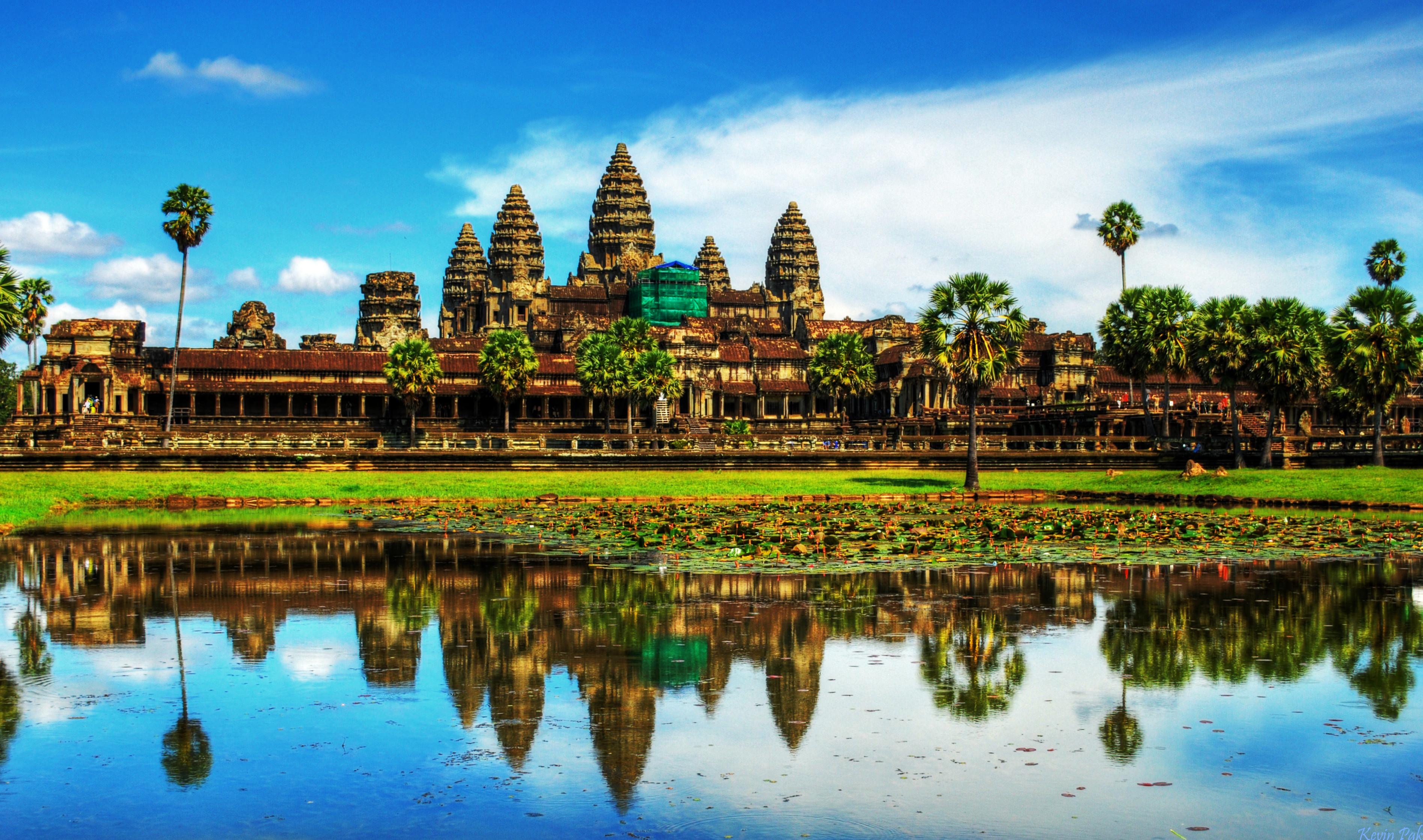 Du lịch Campuchia: Phnom Penh - Siem Riep