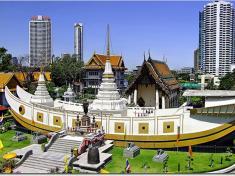 Du lịch Thái Lan: Bangkok - Pattaya - Đảo Coral 5N4Đ