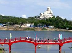 Du lịch miền tây: Châu Đốc - Hà Tiên - Cần Thơ
